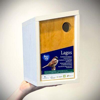 Nestkast Lagos Ø 34mm